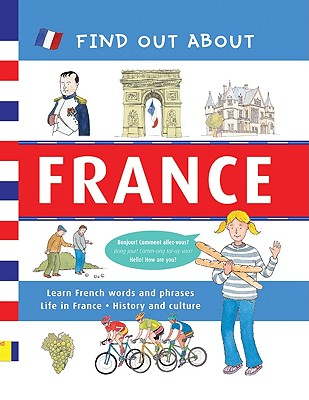 Find Out About France By Crosbie, Duncan